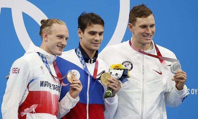 Greenbank questions whether 200m backstroke was a 'clean' race