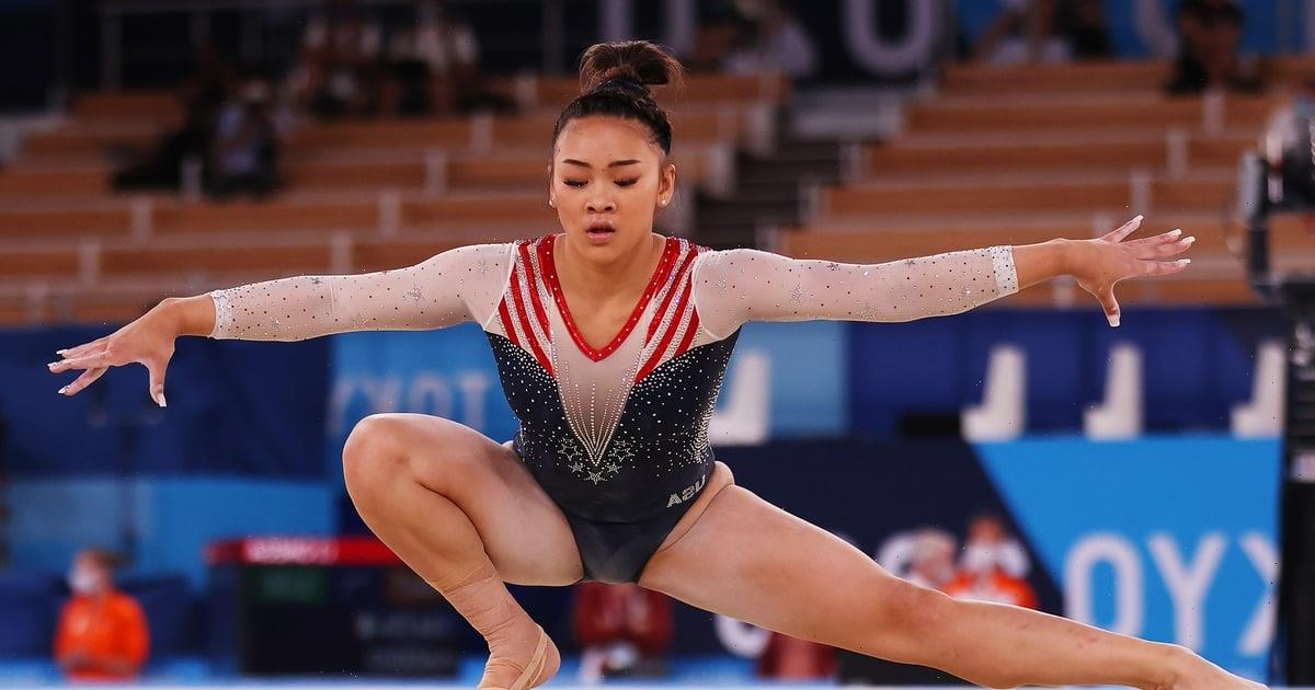 Gymnast Sunisa Lee Didn't Just Take Home the Olympics Gold Medal —She Did It With Acrylics