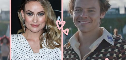 Harry Styles & Olivia Wilde Build On Their 'Deep Connection' As They Vacay Together In Italy!