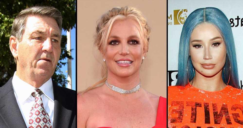 Iggy Azalea Claims She 'Witnessed' Britney Spears' Dad Jamie's Alleged Abuse