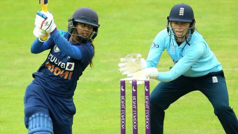 India's Mithali Raj becomes leading scorer in women's international cricket, overtakes Charlotte Edwards