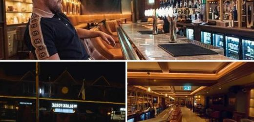 Inside Conor McGregor's plush new pub The Black Forge Inn which cost UFC star £2m and will sell Proper No Twelve whiskey