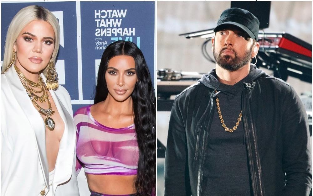 Inside Eminem's Feud With Kim Kardashian and Khloé Kardashian