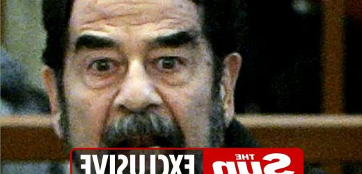 Iraqi war criminal who slaughtered Saddam Hussein's prisoners wins fight to stay in UK