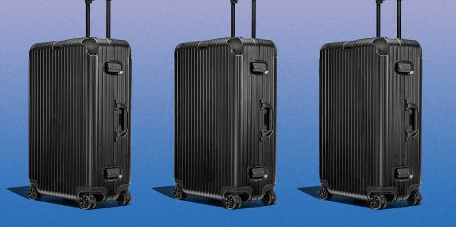 I've Had This $1,000 Suitcase for Years and It Still Looks Flawless