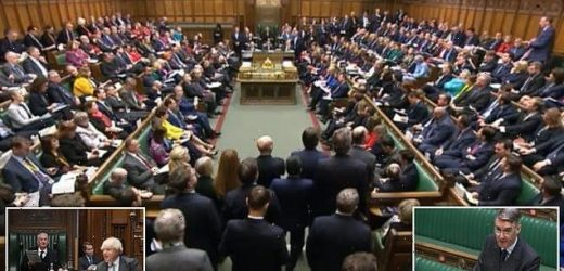 Jacob Rees-Mogg 'is pushing for normal PMQs' before summer recess