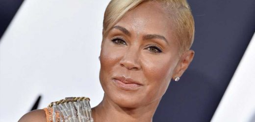 Jada Pinkett Smith debuts shaved head: 'Willow made me do it'