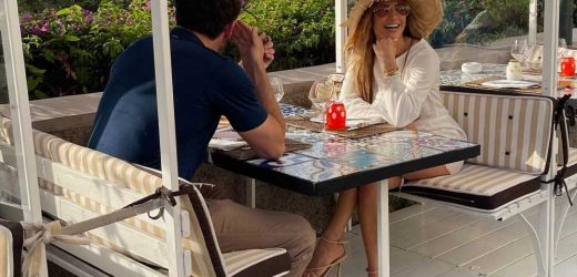 Jennifer Lopez and Ben Affleck turn heads as romance heats up in Italy