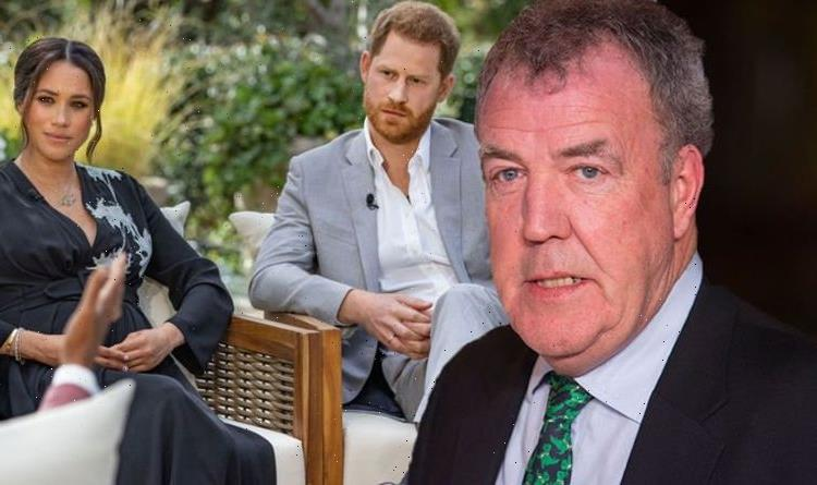 Jeremy Clarkson hits back as barrister suspended for Meghan and Harry baby name joke