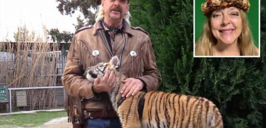 Joe Exotic to be resentenced after being handed 22-year jail term in trial error after Carole Baskin murder plot