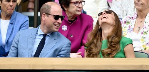 Kate Middleton's Wimbledon gesture 'shows strength of bond with Prince William'