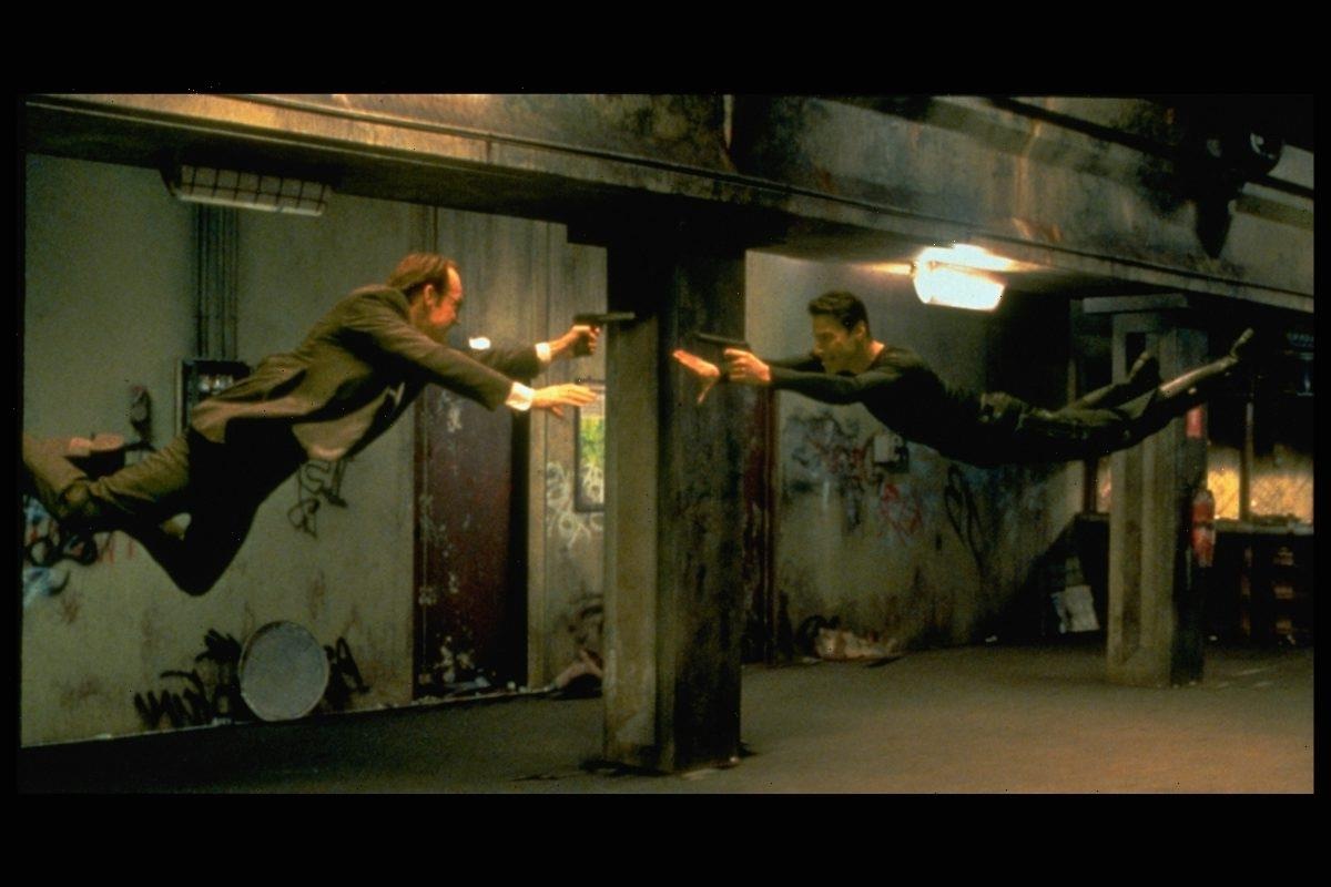 Keanu Reeves Once Said There Are 2 Simple Moves From 'The Matrix' He Can't Do Anymore
