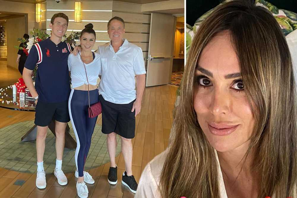 Kelly Dodd apologizes for claiming Heather Dubrow's son gave her COVID