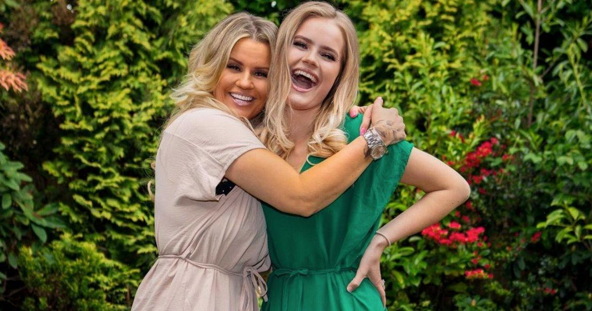 Kerry Katona and daughter Lilly-Sue wow in stunning snap as fans declare the pair 'twins'