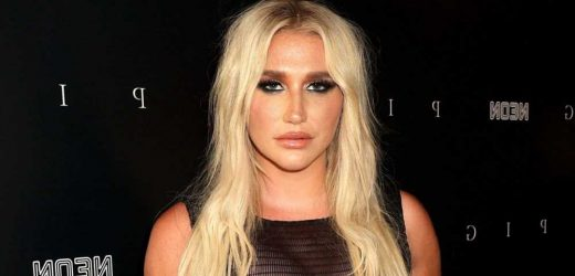 Kesha Wore a Naked Dress With a Thong at the Neon Premiere of Pig