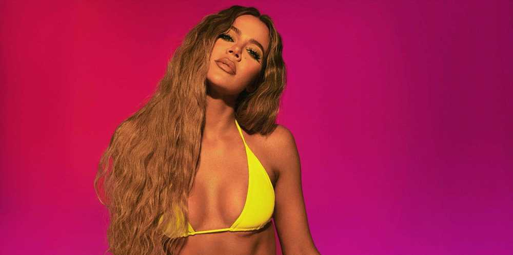 Khloé Kardashian Jokes That Kim Copied Her By Releasing a Neon Collection