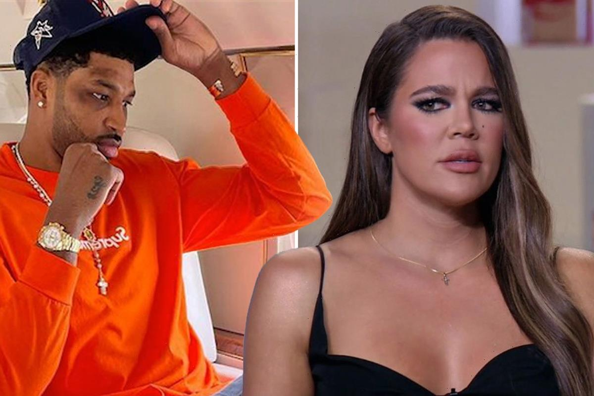 Khloe Kardashian shares cryptic post about 'toxic' people after 'cheating' ex Tristan Thompson posts flirty comment