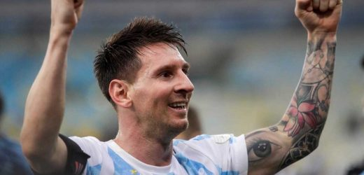 Lionel Messi talks 'progressing well', reveals Barcelona president Laporta with superstar set to sign new contract