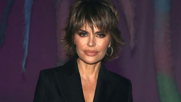 Lisa Rinna, 57, Dances In Lingerie With A Blonde Wig & Looks Just Like Her Daughters — Watch