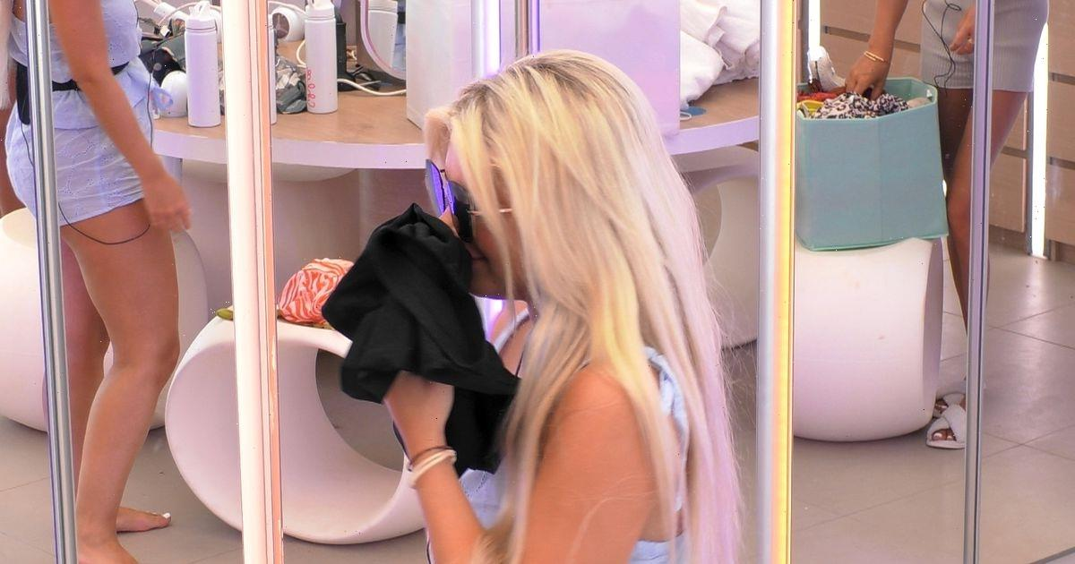 Love Island's Millie packs necklace for Liam and Liberty hides bra for Jake ahead of Casa Amor