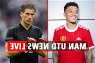 Man Utd transfer news LIVE: Sancho move CONFIRMED, 'Direct contact' made with Varane, United targeting Leon Goretzka