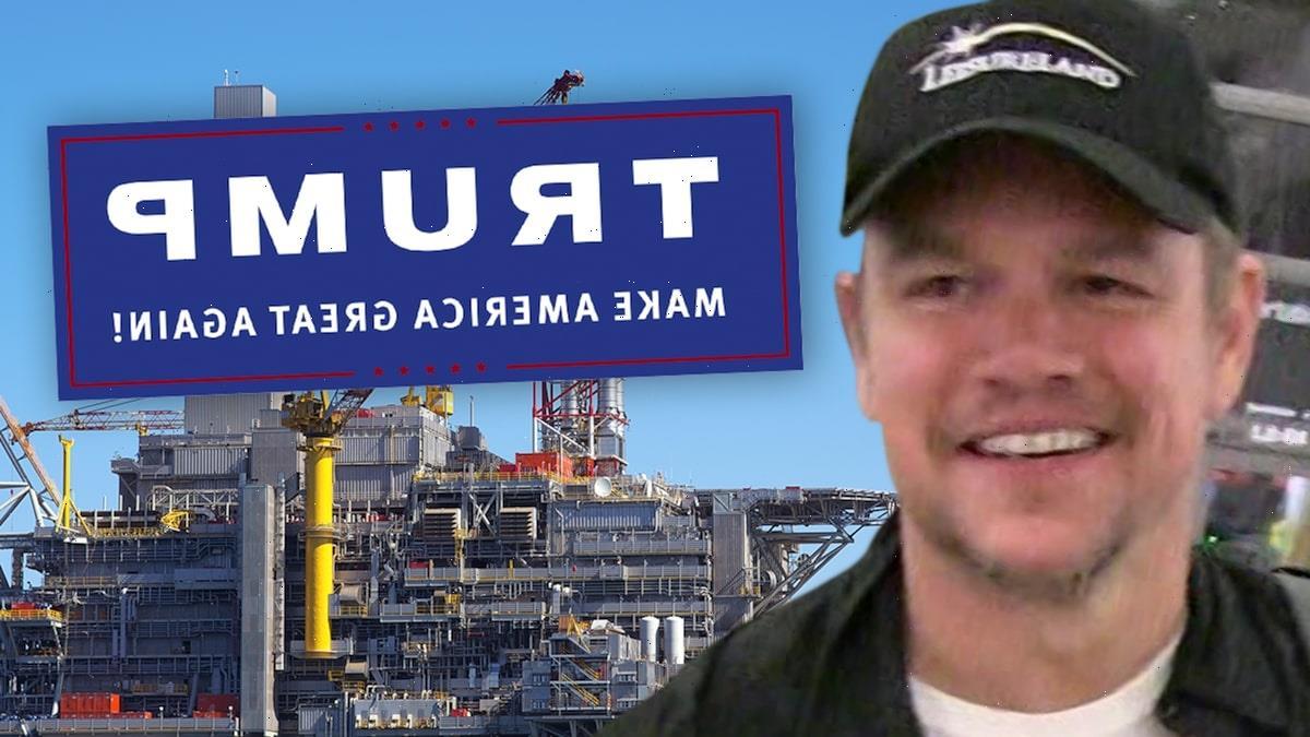 Matt Damon Calls 'Stillwater' Research 'Eye-Opening' on MAGA Culture