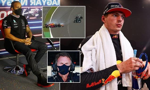 Max Verstappen received death threats after crash with Lewis Hamilton