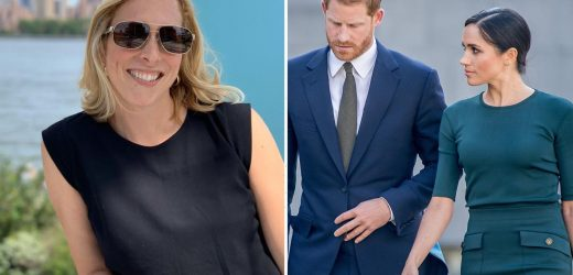 Meghan Markle and Prince Harry quit royal duty for LA to be 'social impact influencers', ex-chief-of-staff reveals