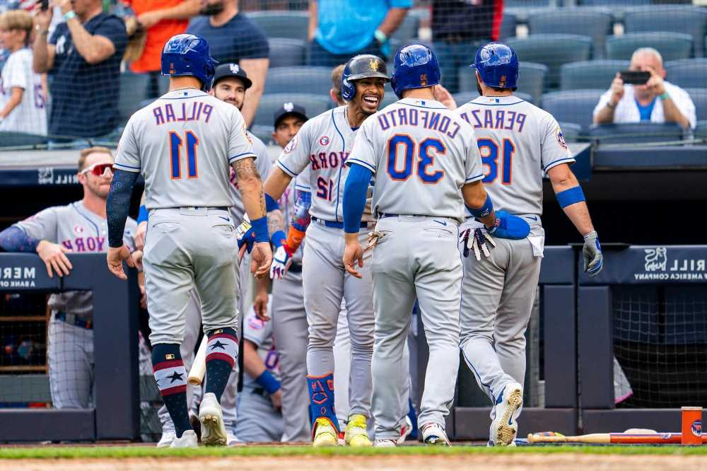 Mets announce they can be something 'special' in Subway Series