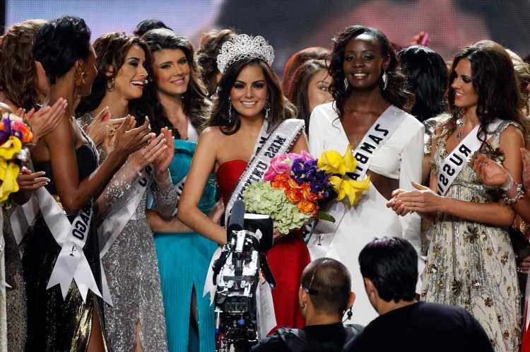 Miss Mexico pageant hit by mass Covid outbreak as HALF of all beauty queen contestants test positive
