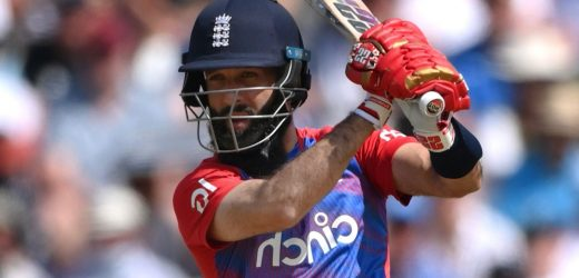 Moeen Ali puts in player-of-match display as England win second T20I following 'frustrating' spell