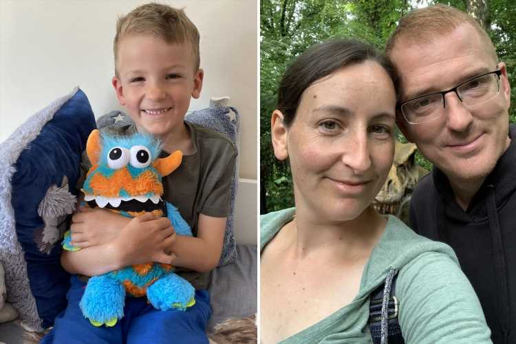 Mum buys Worry Monster toy to ease son's anxiety – but is left in hysterics over her 'epic parenting fail'