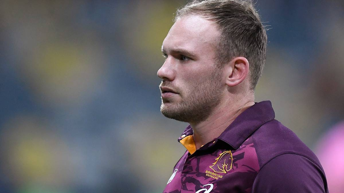 NRL: Controversial new Warriors signing Matt Lodge paid $1 million to leave Broncos – report