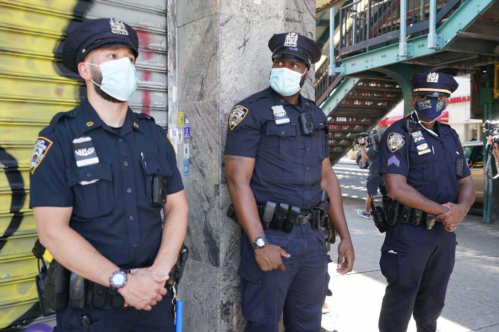 NYPD lags in vaccinating cops as Delta COVID variant spreads