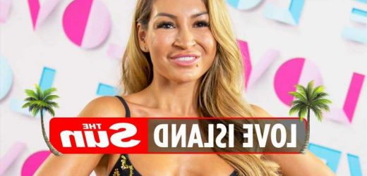 New Love Island bombshell AJ says she'll clash with Faye – and wants to 'get to know' Hugo