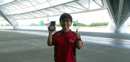 Newly-launched app aims to encourage persons with disabilities to participate in para-sports