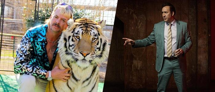 Nicolas Cage Won't be Adding Joe Exotic to His Roster of Memeable Roles as 'Tiger King' Series Gets Shelved
