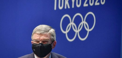 Olympics: Bach admits 'sleepless nights' over troubled Tokyo Games