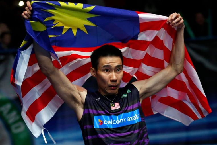 Olympics: Malaysia's chef de mission Lee Chong Wei to skip Games over health concerns