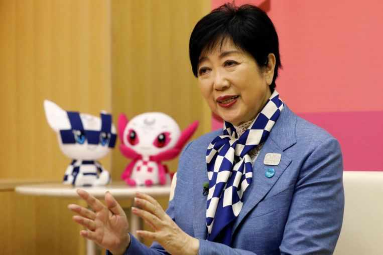 Olympics: Tokyo Games a 'beacon of hope' for the world, says governor Koike
