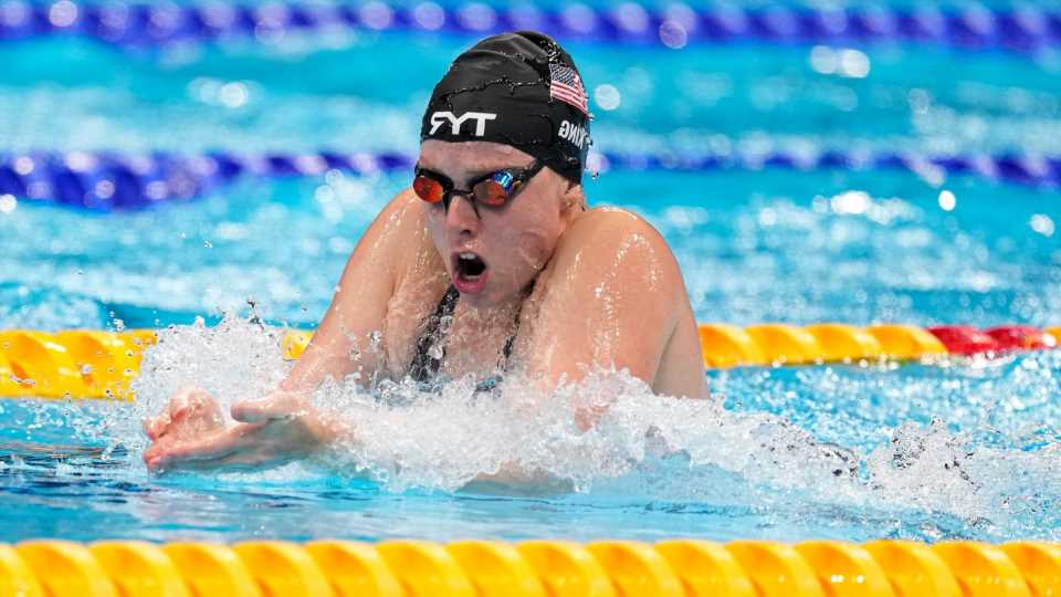 Olympics swimming live results, updates, highlights from Day 6 at 2021 Tokyo Games