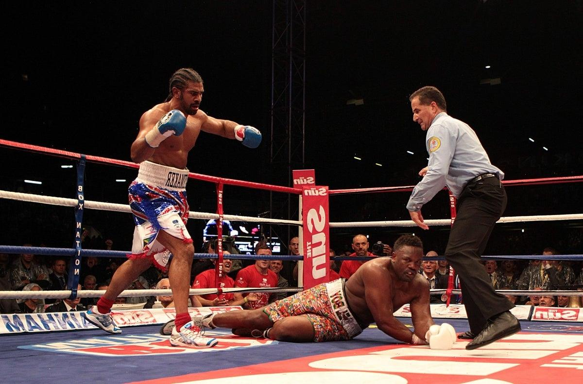 On This Day in 2012: David Haye beats Dereck Chisora in thrilling grudge match