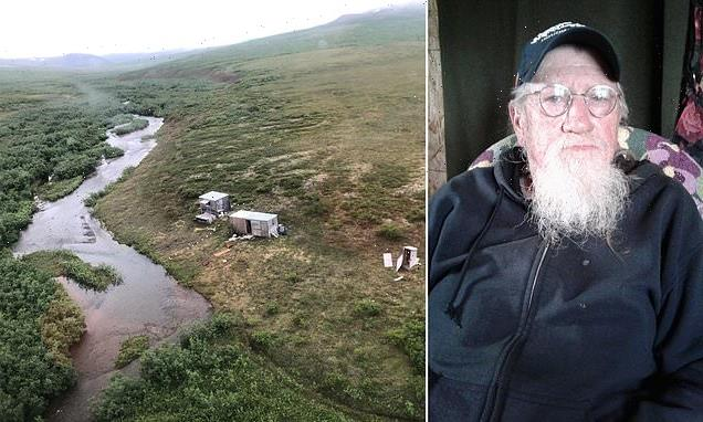 PICTURED – Alaska man who was stalked by a bear for days