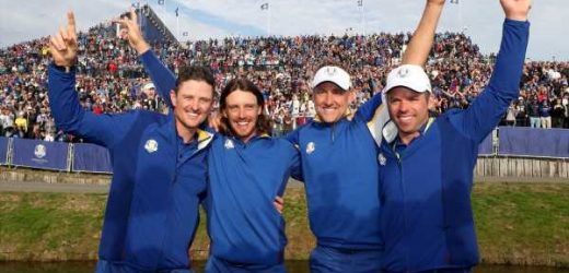 Paul Casey and Tommy Fleetwood determined to 'defend' golf gold for Team GB