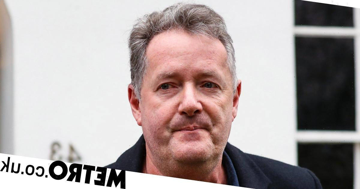 Piers Morgan accuses intruders of turning Euro final into 'super-spreader event'