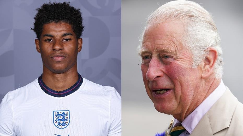 Prince Charles praises English soccer star Marcus Rashford amid Euro 2020 loss, racist abuse
