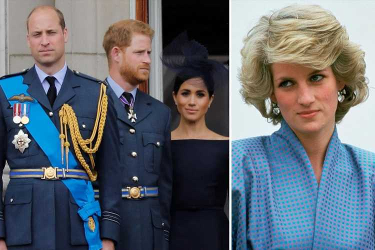 Princess Diana regretted 'selling' her family & you will too Harry, this may be the worst mistake of your life