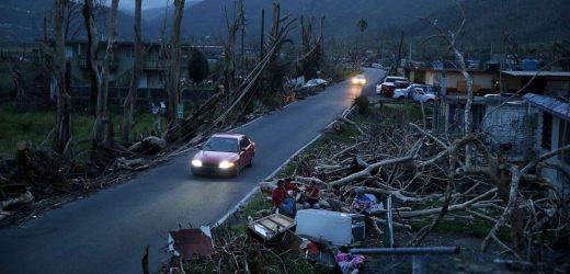 Puerto Ricans fear blackouts during hurricane season