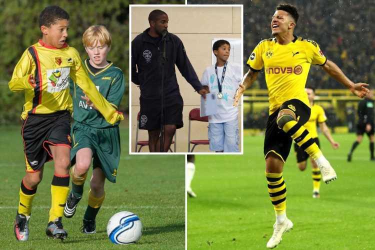 Rise of Jadon Sancho from South London street football to £73m transfer to Man Utd, via Watford, Man City and Dortmund – The Sun