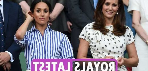 Royal Family news – Meghan Markle & Kate Middleton rift seen 'early on in relationship' says expert ahead of Harry book